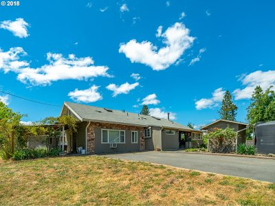 Sutherlin Single Family Home For Sale: 1145 Park Hill Ln