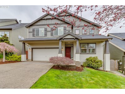 Happy Valley Single Family Home Pending: 16011 SE Chelsea Morning Dr