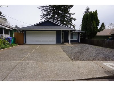 Single Family Home For Sale: 4346 SE 101st Ave