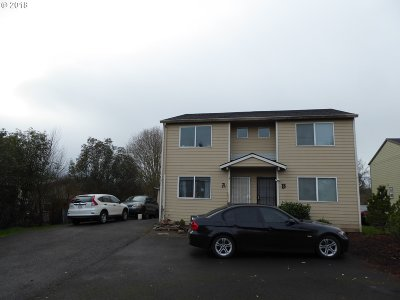 Oregon City, Beavercreek, Molalla, Mulino Multi Family Home For Sale: 304 May St