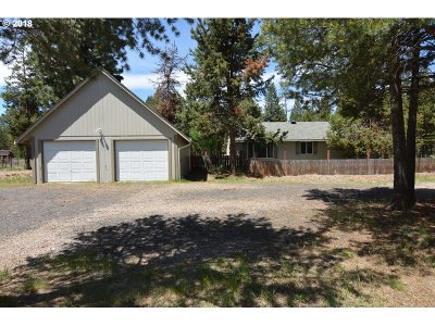 Bend Single Family Home For Sale: 54965 Tamarack Rd