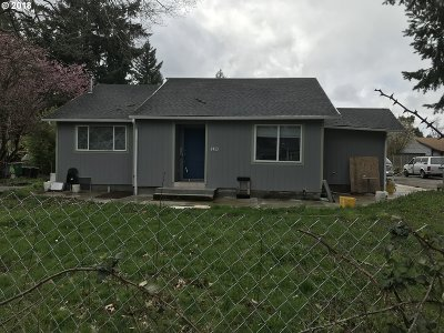 Single Family Home For Sale: 139 NE 156th Ave