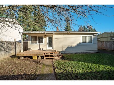Single Family Home For Sale: 5940 SE 138th Pl