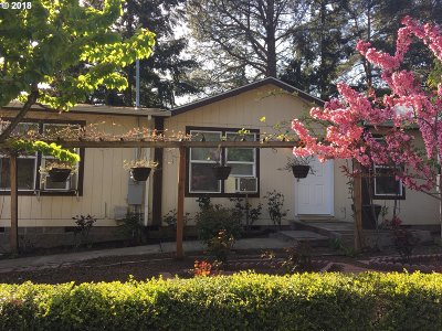 Portland Single Family Home For Sale: 8017 SE 57th Ave