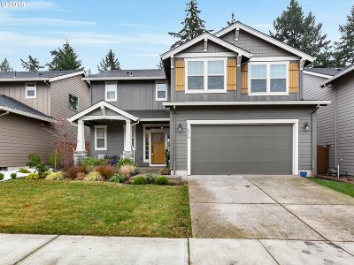 Wilsonville Single Family Home For Sale: 8770 SW Vale Ct