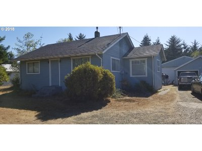 Coos Bay Single Family Home For Sale: 91321 Sandstone Ln