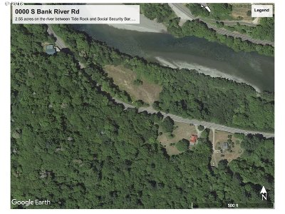 Brookings Residential Lots & Land For Sale: S Bank River Rd