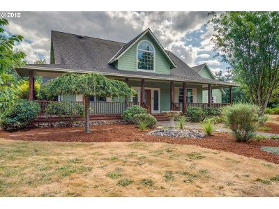 Single Family Home For Sale: 38101 SE Lusted Rd