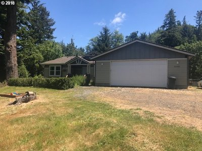 Coquille OR Single Family Home For Sale: $305,000