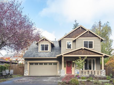 Tigard Single Family Home For Sale: 13555 SW Walnut Ln
