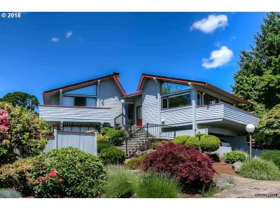 Salem Single Family Home Sold: 3467 NW Champlain Ct NW