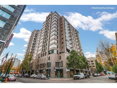 Condo/Townhouse For Sale: 333 NW 9th Ave #1101