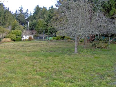 Brookings Residential Lots & Land For Sale: 15783 S Hwy 101