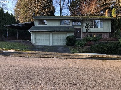 Gresham Single Family Home For Sale: 4280 SE 22nd Dr