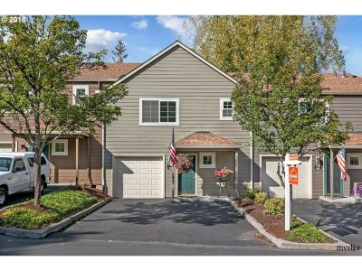 Tualatin Condo/Townhouse For Sale: 7161 SW Sagert St #108