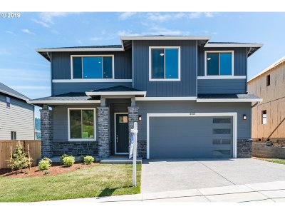 Happy Valley, Clackamas Single Family Home For Sale: 10660 SE Red Tail Rd #LOT37