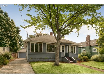 Single Family Home For Sale: 2414 NE 59th Ave