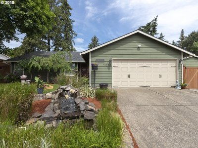 Tigard Single Family Home For Sale: 11655 SW Springwood Dr