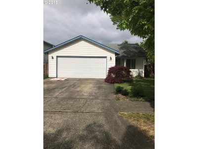 Forest Grove Single Family Home For Sale: 3036 Ash St