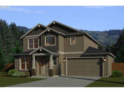 Canby Single Family Home Sold: 2156 SE 10th Pl #Lot88