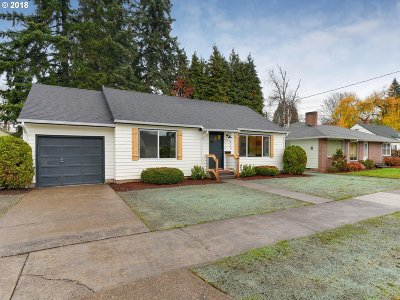 Hillsboro Single Family Home For Sale: 923 NE Lincoln St