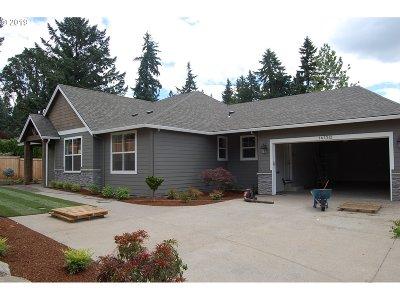 Oregon City Single Family Home For Sale: 14150 Quail Ct #Lot 7