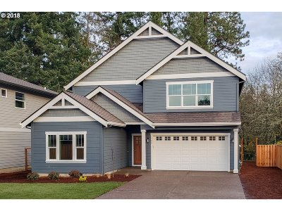 Beaverton Single Family Home For Sale: 1766 SW 187th Ave