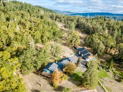 Eugene Single Family Home For Sale: 86165 Bailey Hill Rd