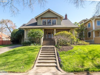 Single Family Home For Sale: 2806 NE 17th Ave