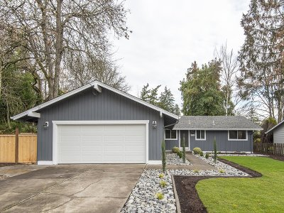 Milwaukie, Clackamas, Happy Valley Single Family Home For Sale: 15726 SE Creswain Ave