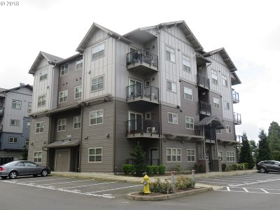 Beaverton OR Condo/Townhouse For Sale: $159,900