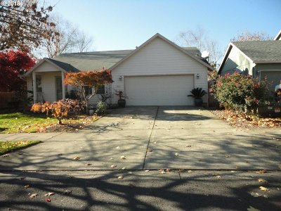Newberg, Dundee, Lafayette Single Family Home For Sale: 3501 N Meridian St