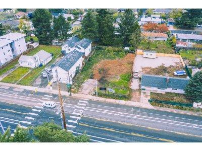 Portland Residential Lots & Land For Sale: 9757 SE Holgate Blvd