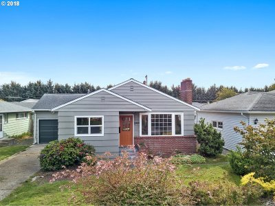 Cowlitz County Single Family Home For Sale: 2909 Lilac St