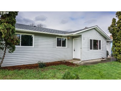 Eugene Single Family Home For Sale: 1556 City View St