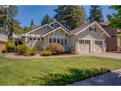 Tigard Single Family Home For Sale: 13788 SW 90th Ave