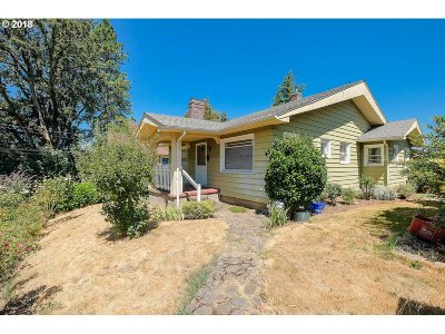 Oregon City Single Family Home For Sale: 1313 7th St