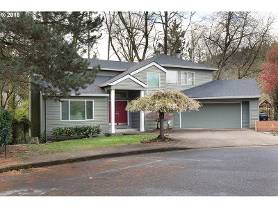 West Linn Single Family Home For Sale: 5746 Perrin St