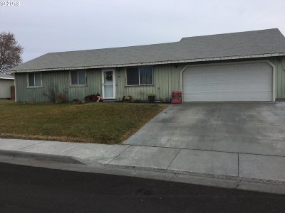 Hermiston Single Family Home For Sale: 20 Alora Dr