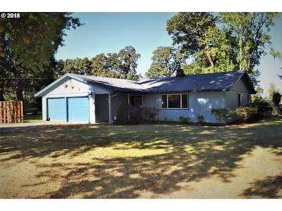 Woodburn Single Family Home Sold: 16605 NE Butteville Rd