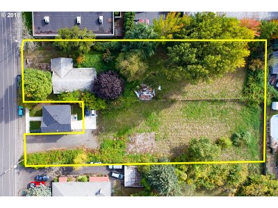 Beaverton Residential Lots & Land For Sale: 18570 SW Blanton St