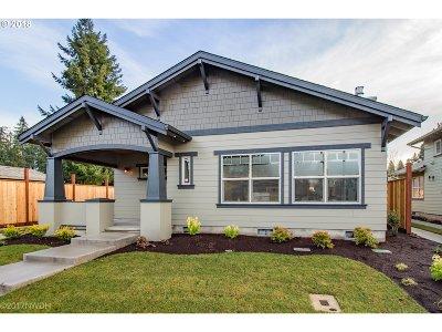 Eugene Single Family Home For Sale: 3867 Sterling Woods Dr