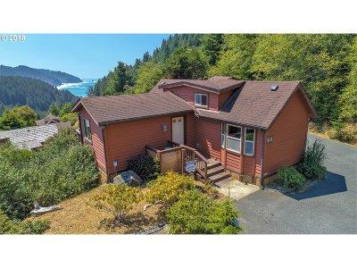 Brookings Single Family Home For Sale: 19921 Whaleshead Rd #U-12