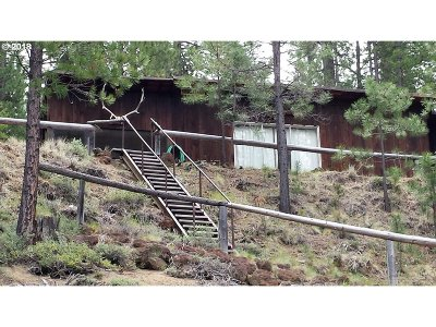 La Pine Single Family Home For Sale: 52011 Old Wickiup Rd