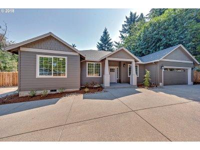 Single Family Home For Sale: 10450 NE Morris St