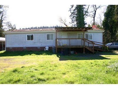 Wilsonville, Canby, Aurora Single Family Home For Sale: 17350 SW Wilsonville Rd