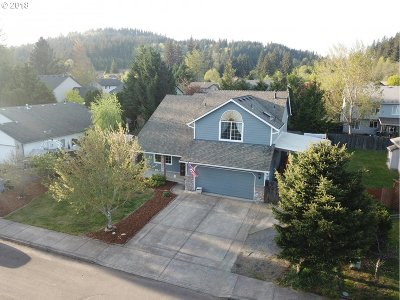 Washougal Single Family Home For Sale: 2711 N M St