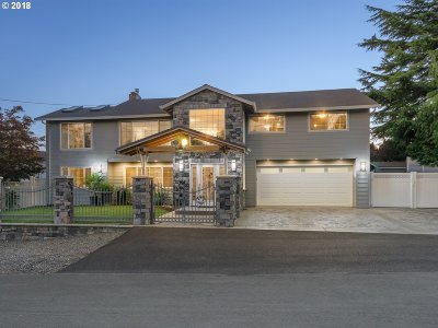 Vancouver Single Family Home For Sale: 1210 SE 80th Ave