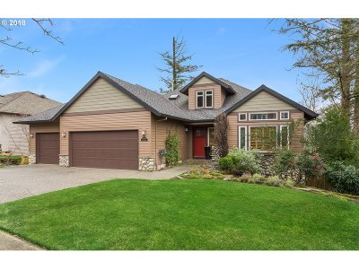 Happy Valley Single Family Home Pending: 10544 SE Isaac Dr