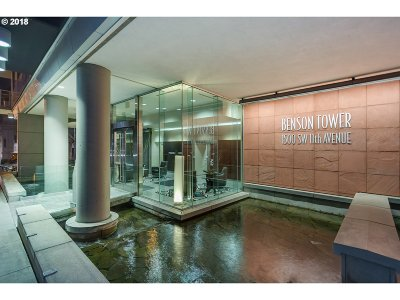 Portland Condo/Townhouse For Sale: 1500 SW 11th Ave #1501